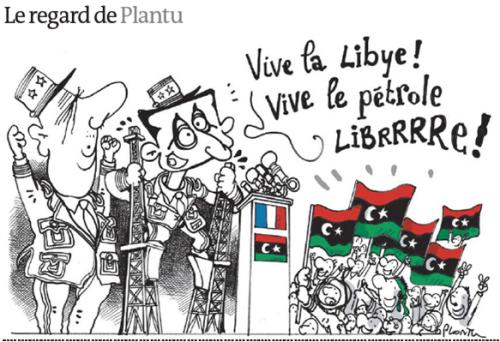 [Sarkozyland] Toutes les déclarations, critiques, bourdes (chapitre 12) - Page 20 Aplantu-vive-la-libye-170911