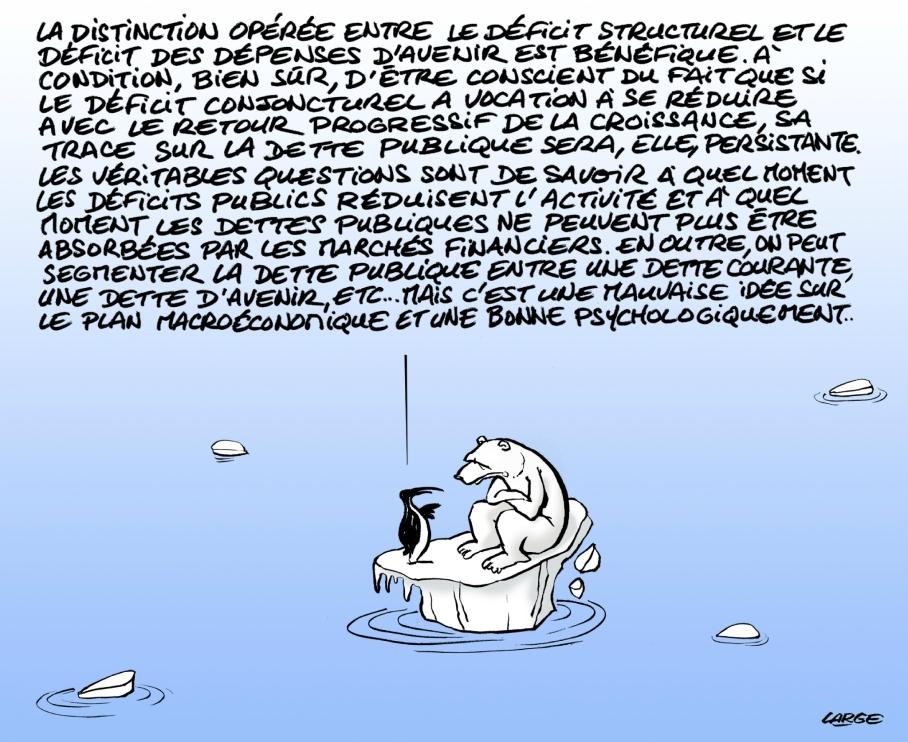 Lancinante petite musique des chroniques économiques, par Serge Halimi Le Monde diplomatique, décembre 1999