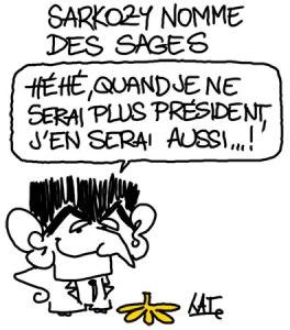 aconseil cons Sarkozy