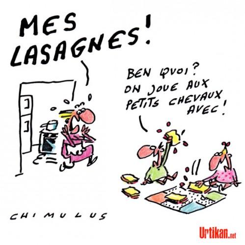achimulus lasagnes