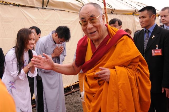 aof pagode dalai lama