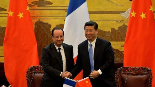 CHINA-FRANCE-DIPLOMACY
