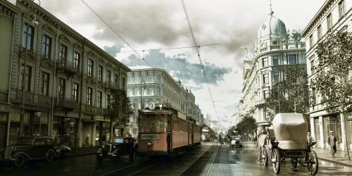 alemonde Varsovie