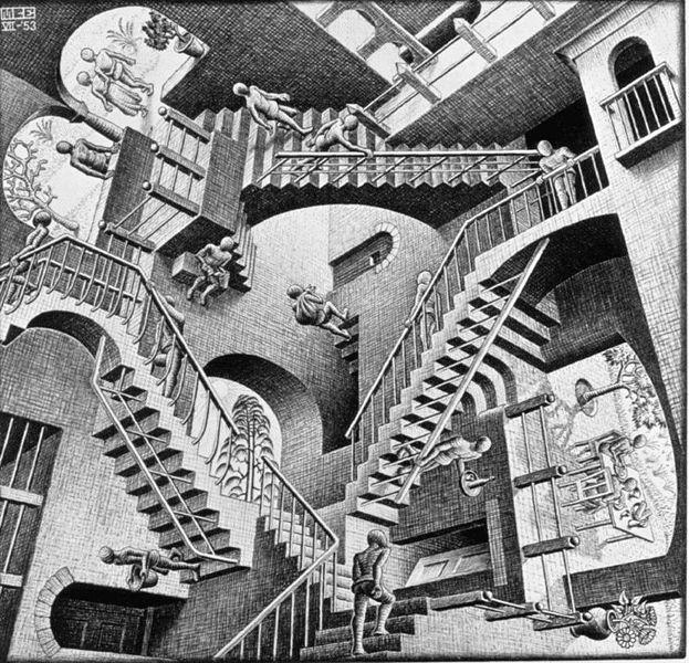 Eschers_Relativity
