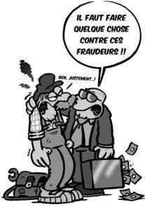 Fraudeurs