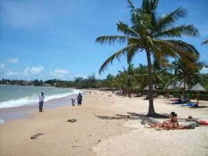 asénégal plage
