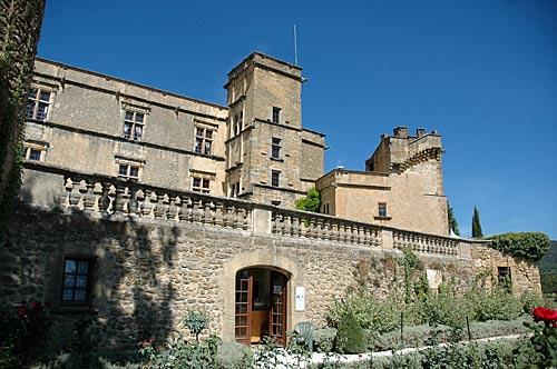alourmarin chateau