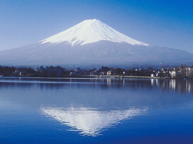 aMont-Fuji