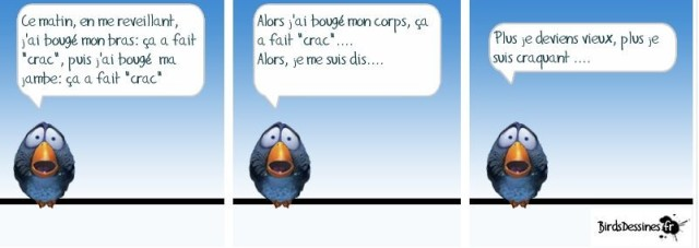 ablague corps craquant