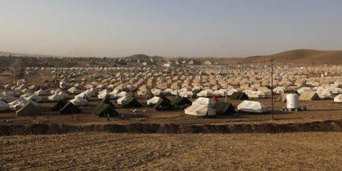 asyrie réfugiés