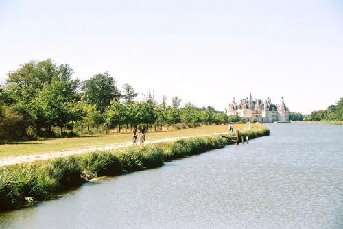 achambord canal du Cosson