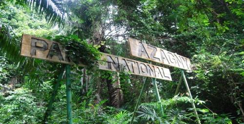 acote d'ivoire parc Aza