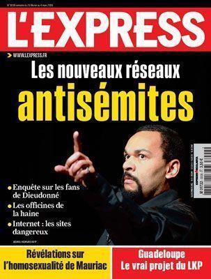 adieudonné antisémite