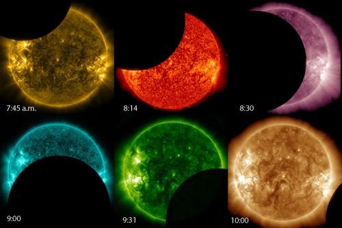 aéclipseSun-SDO-eclipse-rainbowV2-1000-500x333
