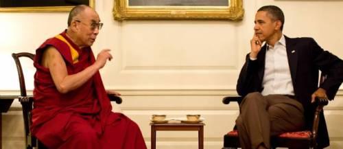 aobama dalai