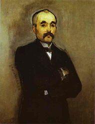 alemonde clémenceau portrait Manet190px-Clemenceau_-_Manet