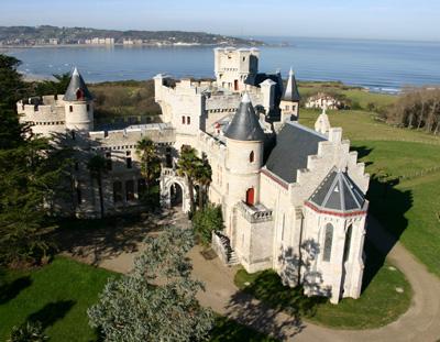 chateau d'abadia-exter