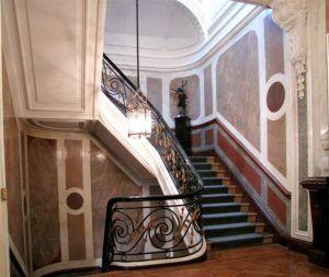 hotel dosne pierre escalier