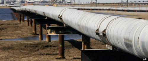 Alaska Pipeline 35 years