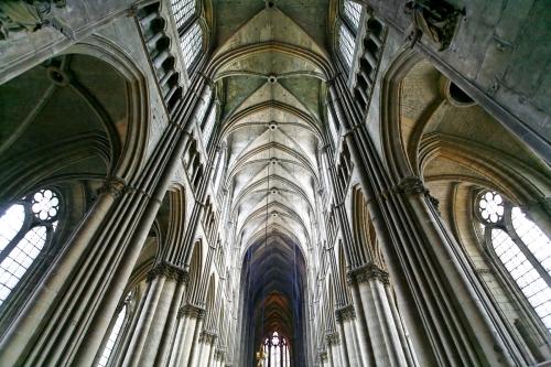 acathédrale Reims nefNef_1
