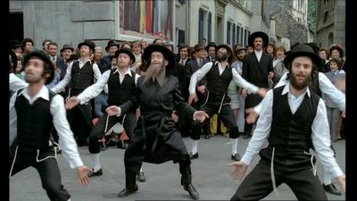 amusée rabbi