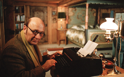 FREDERIC DARD A BONNE FONTAINE            THE WRITER DIED ON JUNE 6TH 2000