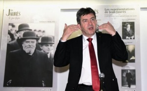 ajean-luc-melenchon-copresident-parti-gauche-pg-musee-jaures-castres-24-avril-2014