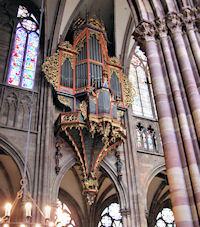 acathédrale strasbourggrand_orgue