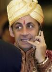 Sarkozy sultan