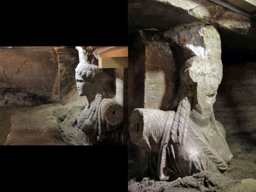 agrècecaryatids-have-been-discovered-ancient-amphipolis-tomb-greece