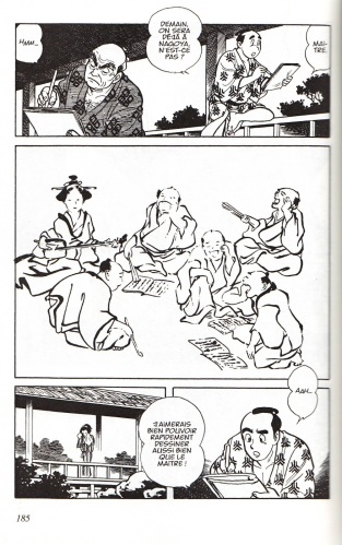 ajapon mangaShotaro_Ishinomori__-_Hokusai,_2