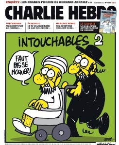 acharlie hebdo Intouchables