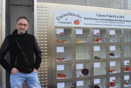 Distributeur de légumes 1