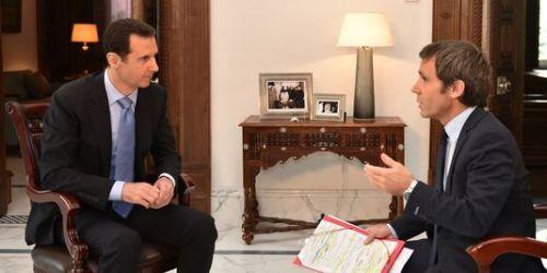 4619992_3_0324_interview-du-president-syrien-bachar_6ede91799584e278fdf9c8d69160e7f8