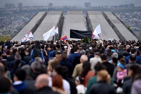 arménie commémoration