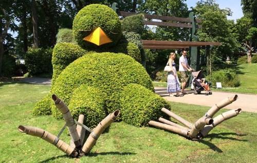 Emejing Jardin Des Plantes Nantes De Nuit Gallery - House Design ...