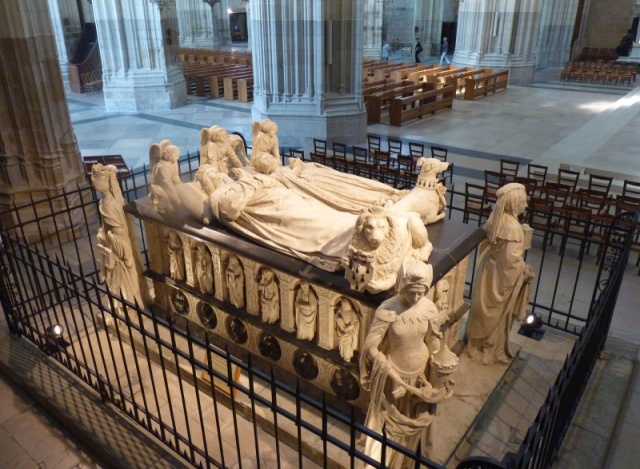 tombeau Francois II or279377P1070853