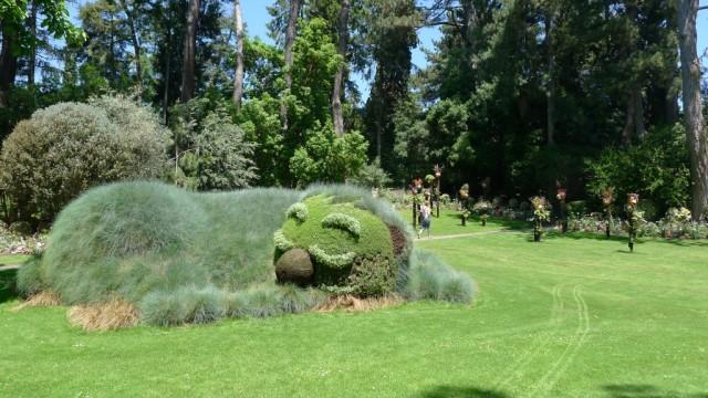 Pays de Loire – L\'extravagant Jardin des Plantes de Nantes ...