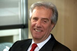 Tabaré Vázquez, President of Uruguay