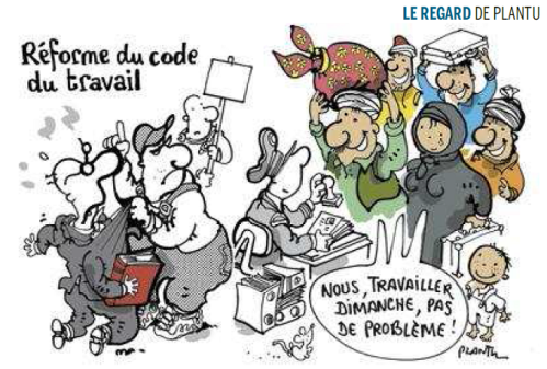 """Résultat de recherche d'images pour """"réforme du code du travail 2017 humour"""""""