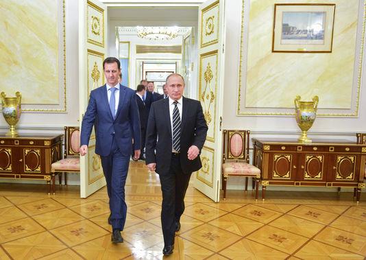 4827451_6_3005_le-president-russe-vladimir-poutine-et-bachar_e7301a5639cb9f9a136c975bb45e70f5
