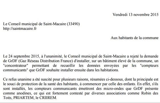 courrier-adresse-conseil-municipal-habitants-saint-macaire