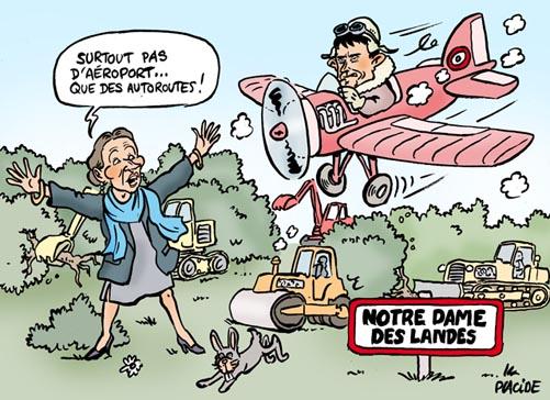 Notre Dame Des Landes Le Projet De R 233 F 233 Rendum 171 Pas