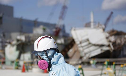ale Monde4881109_6_4527_su-le-site-de-la-centrale-de-fukushima-le-10_fd88365e7462e6530f19cf4b95d77803