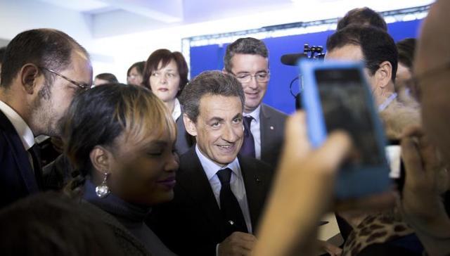 Christophe Morin / IP3 . Paris, France le 03 mai 2016. Matinee de travail au Siege des Republicains sur l?environnement, la mer et l energie, en presence de Nicolas Sarkozy President des Republicains. (MaxPPP TagID: maxnewsfrthree737454.jpg) [Photo via MaxPPP]