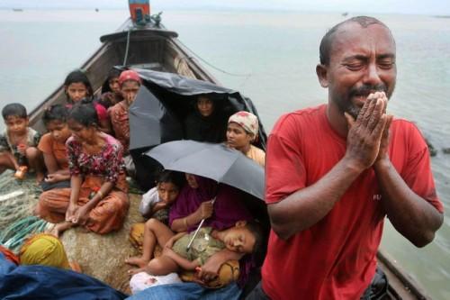 Birmanie1005395-musulmans-rohingyas-musulmans-forces-quitter