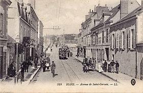 blois tram