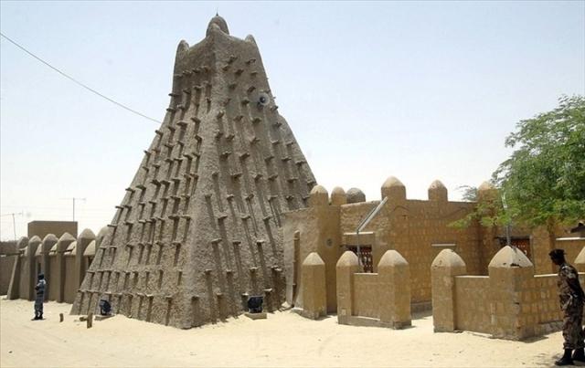mausolees