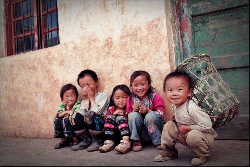 enfants-chinois