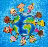 18624142-enfants-de-races-differentes-etreignant-l-39-image-de-la-planete-terre-cree-avec-des-crayons-de-coul